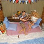 Beach picnic - summer romance - short story (6.).