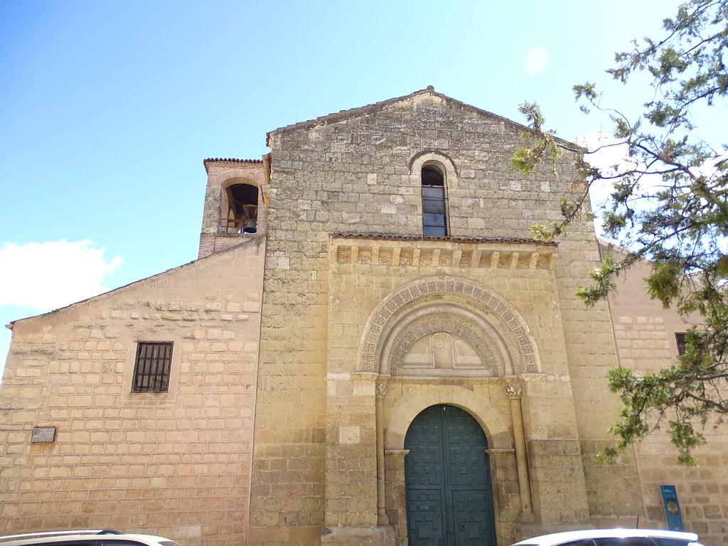 Segovia Iglesia de San Sebastián 03