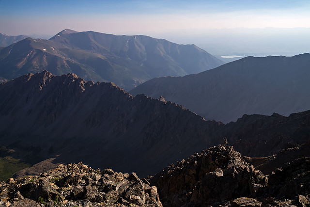 Mount Elbert View