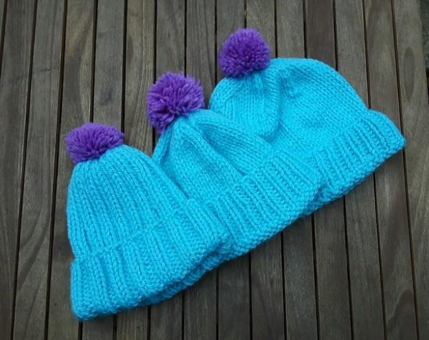 GMAS hats #knitting #ravelry