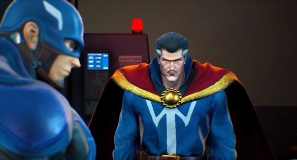Marvel vs Capcom Infinite - Doctor Strange