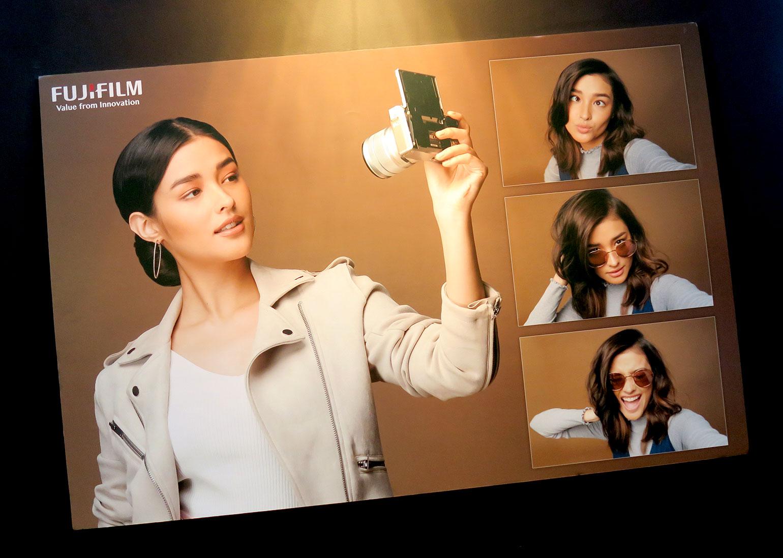 3.6 Fujifilm x Liza Soberano - Gen-zel She Sings Beauty