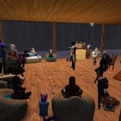 First town meeting !.