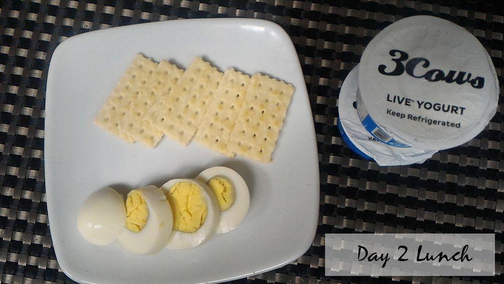 Military Diet Day 2B