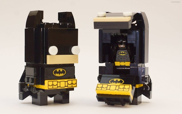 Brickheadz Batman