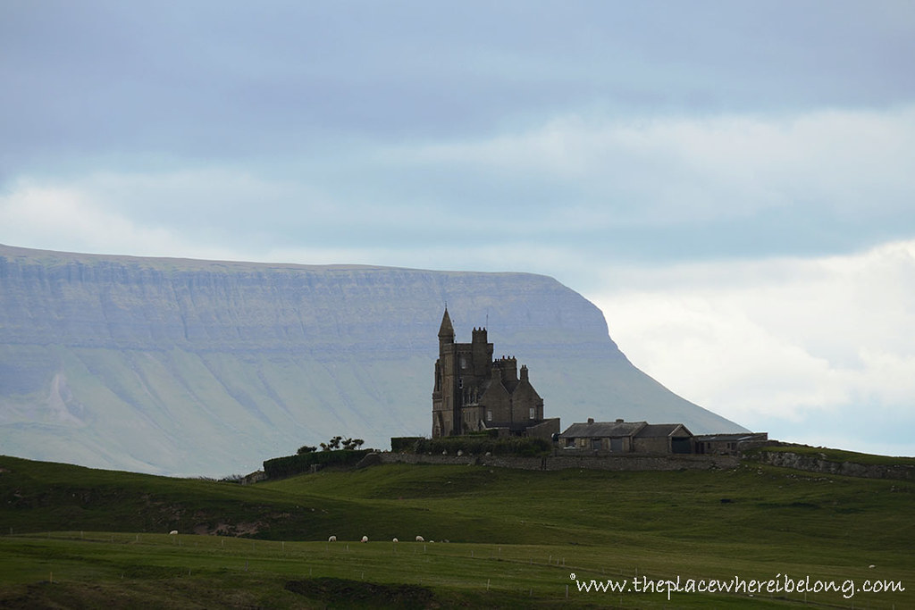 Ben Bulben a Sligo