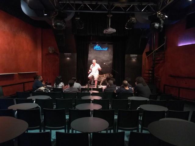 6º aniversario Alicante Comedy Club