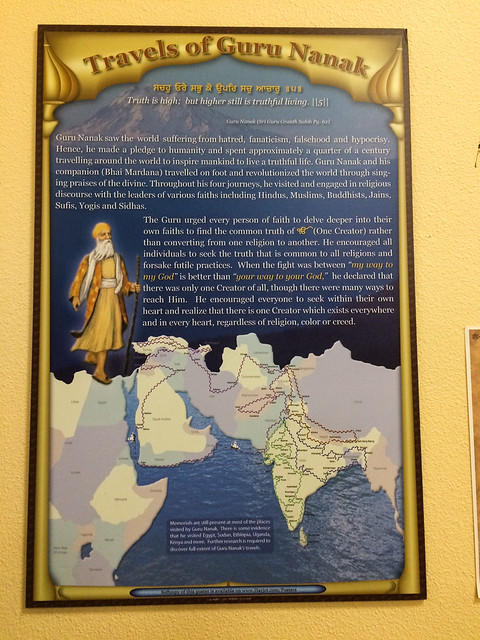 The Travels of Guru Nanak