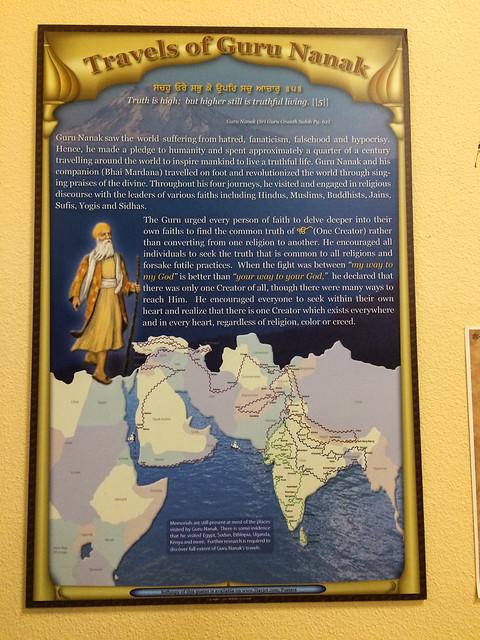 The Travels of Guru Nanak
