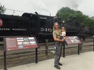 Denver Golden Railroad Museum