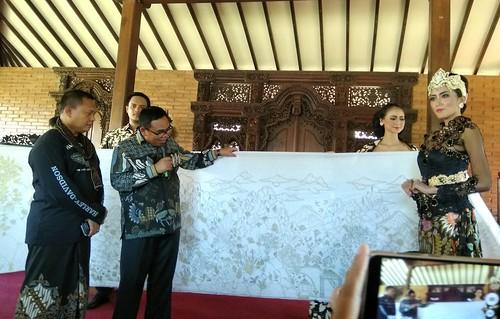 Peluncuran Batik Petungkriyono