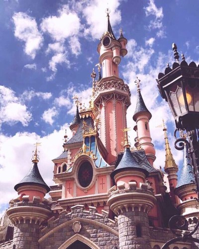 disney castle | RACHEYwrites