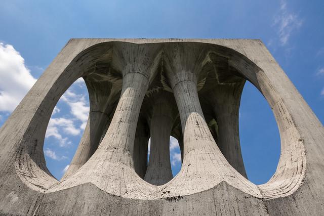 Monument on Freedom Hill - Ilirska Bistrica