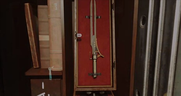 Dishonored Death of the Outsider - Void Blade