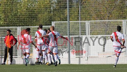 Juvenil B 1-1 Real Madrid