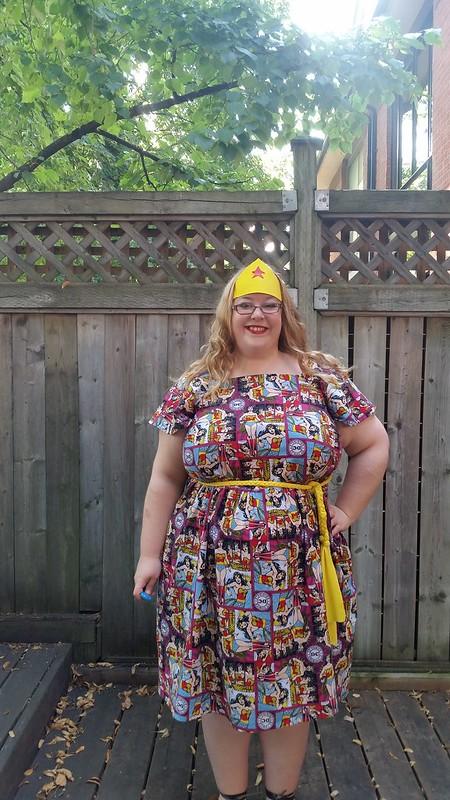 Decades Everyday ESP Dress