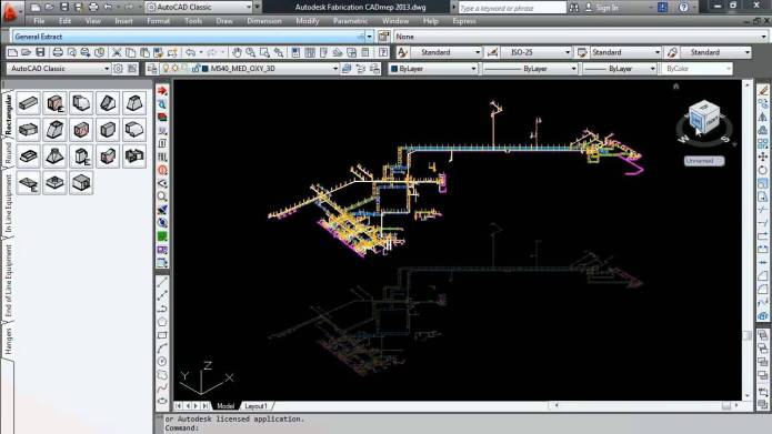 Working with Autodesk Fabrication CAMduct 2013 full