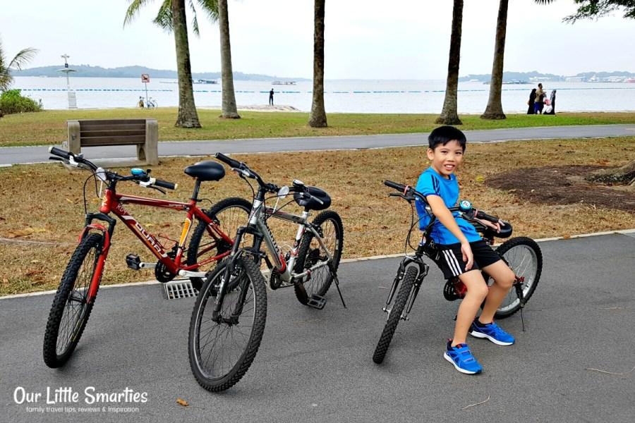 Cycling at D'Resort