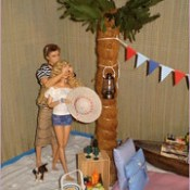 Beach picnic - summer romance - short story (1.).