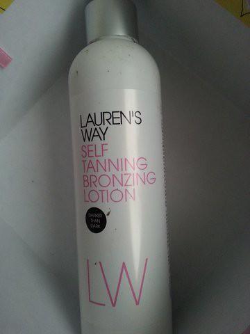 Lauren's way tan review