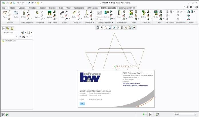 Thiết kế khuôn với EMX 9.0 M020 full crack
