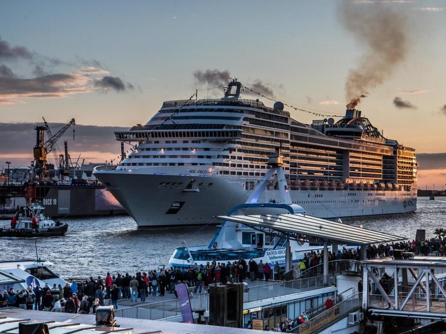 Hamburg Cruise Days foto door Gary Bembridge | Standort Hamburg