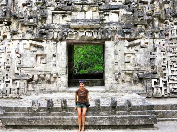 Visita a Chicanná