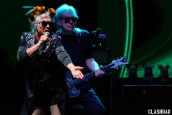 Blondie @ Red Hat Amphiheater in Raleigh NC on August 5th 2017