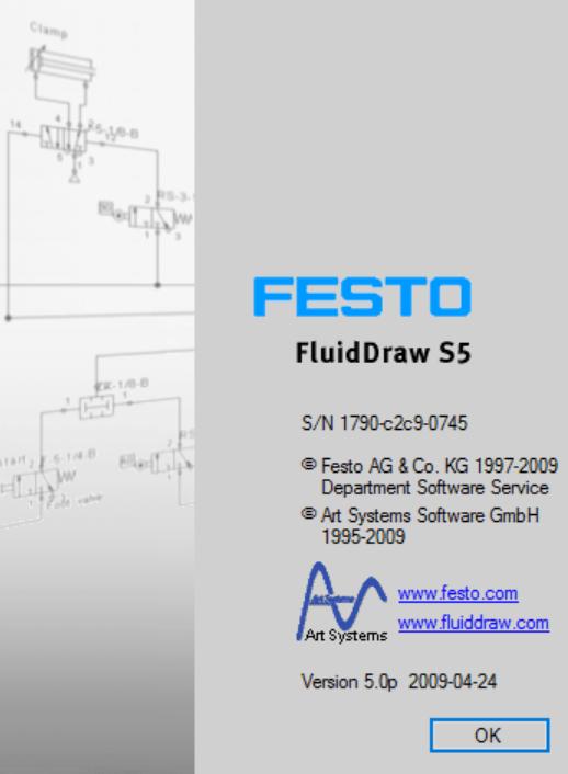 FESTO FluidDraw S5 5.0p x86 x64 full crack