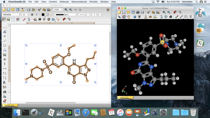 ChemDoodle 8.0.1 x86 x64 full crack