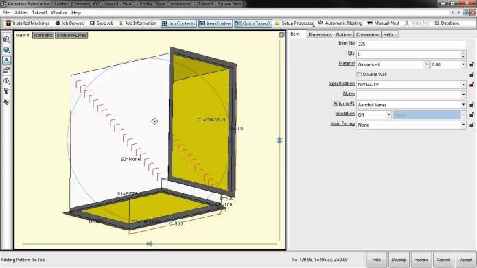 Autodesk Fabrication CAMduct 2013 full license