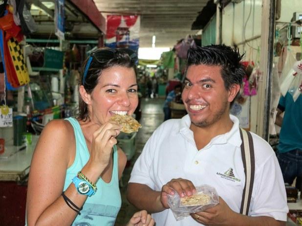 Tour de cocina yucateca