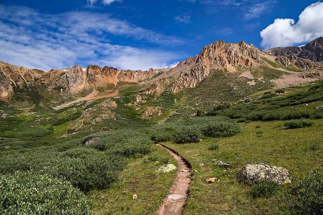 La Plata South Trail