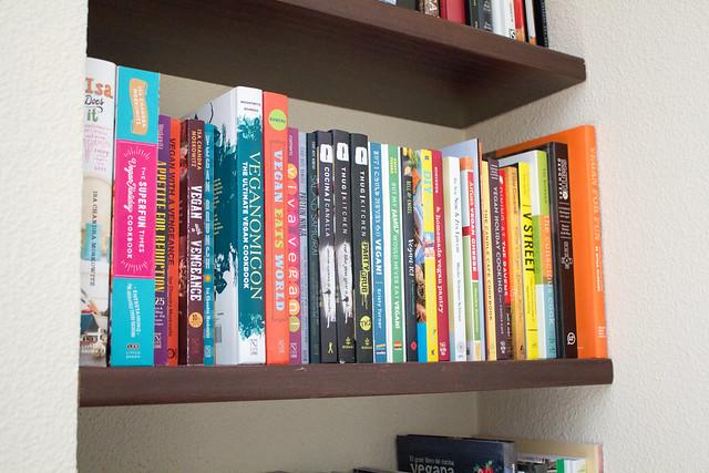 Libros veganos. Aquí están mis favoritos