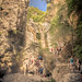 Nidri Waterval in de zomer
