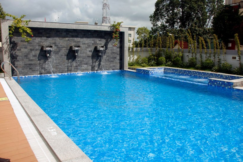 hotel med svømmingpool i Can Tho, Vietnam