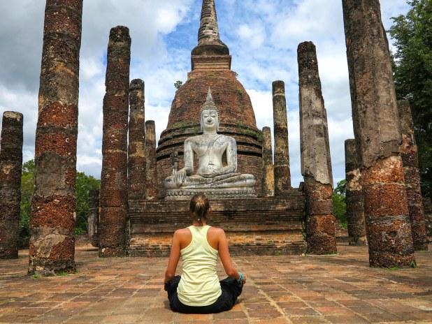 Visitar Sukhothai