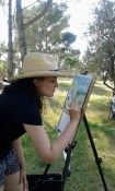 St Remy de Provence painting workshop with www.frenchescapade.com