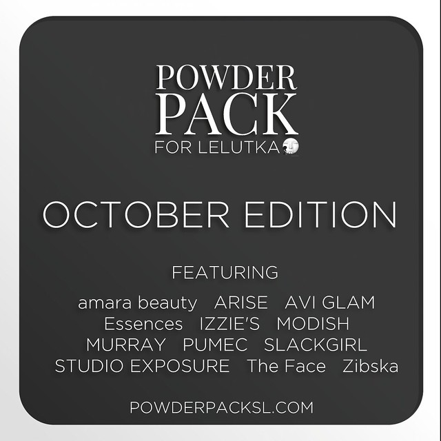 Powder Pack LeLutka October Edition