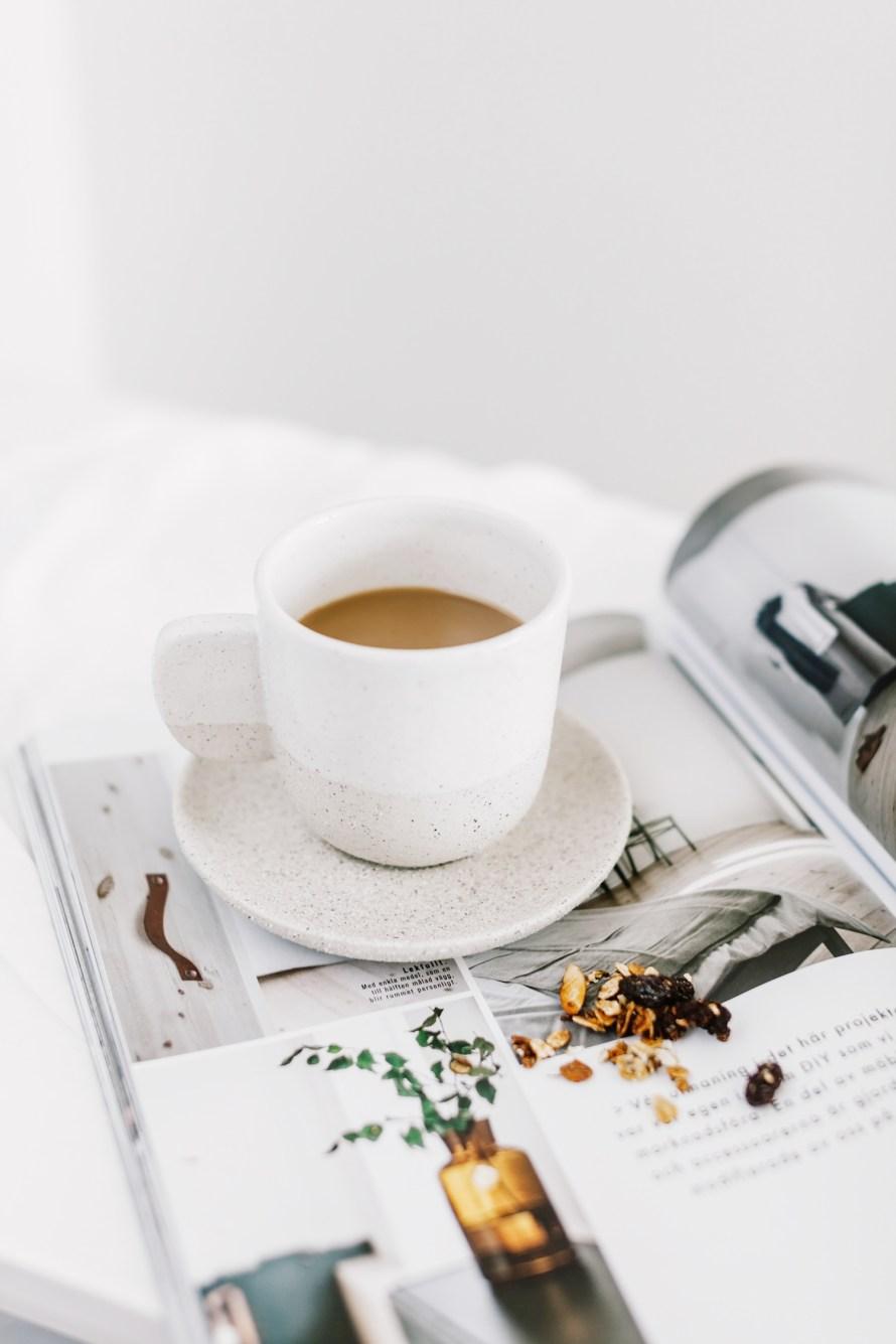 Barbara kaffekopp Bloomingville
