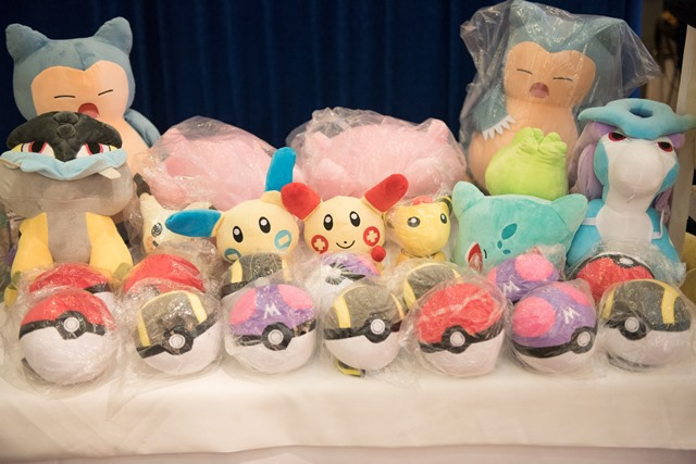 pokemon party prizes