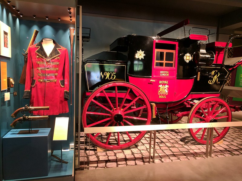 The Postal Museum - London