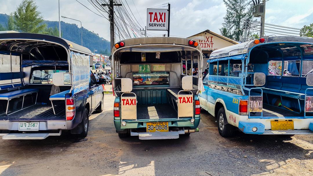 Khao Lak | Bang Niang, Outdoor Market, & Tropical Fruit