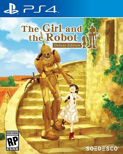 Girl and the Robot