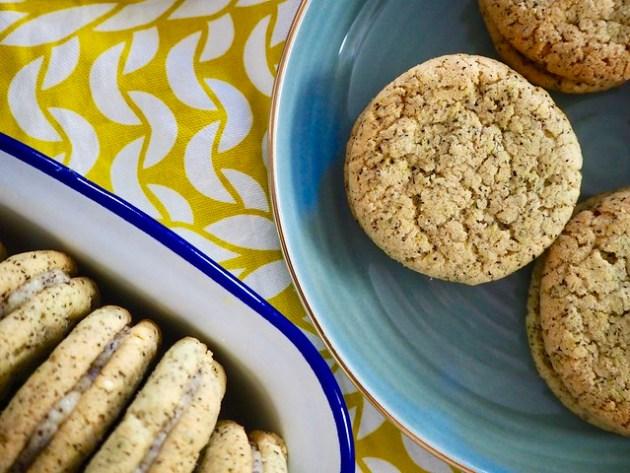 Earl Grey Sandich Biscuits