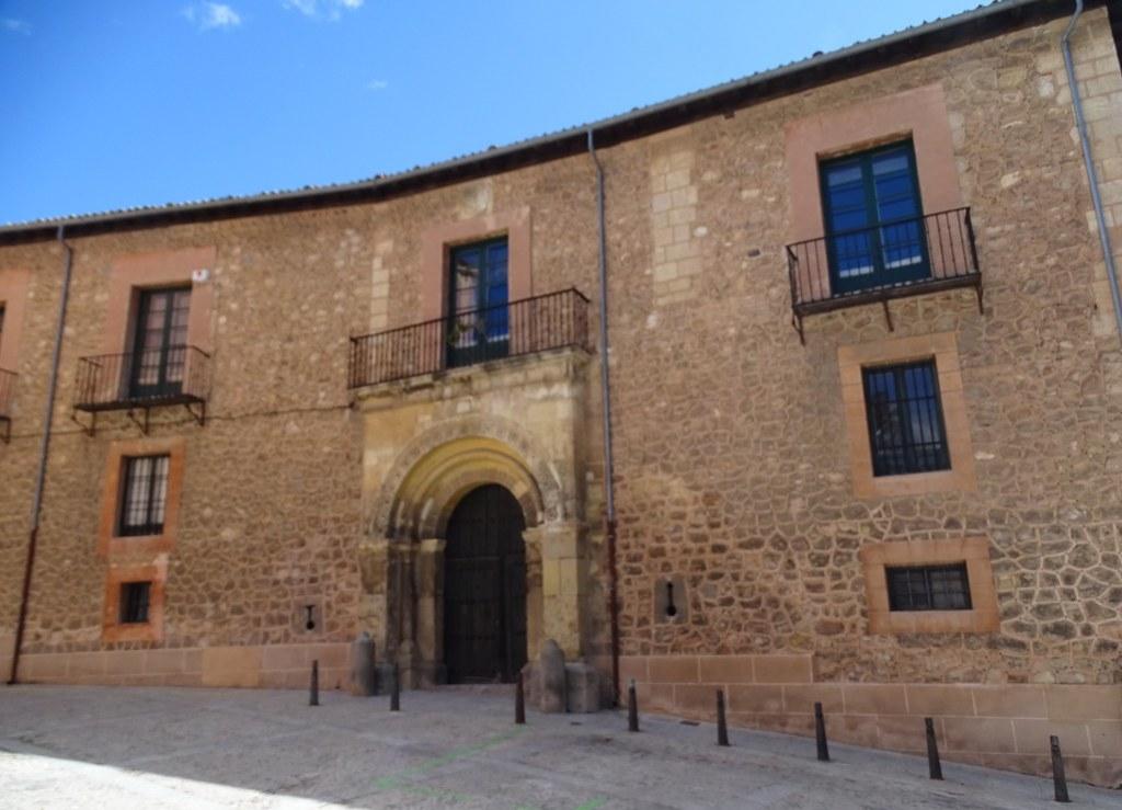 Casa de Los Marqueses de Lozoya Segovia 01