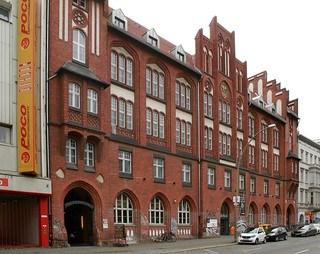 Altes Postamt SW 61