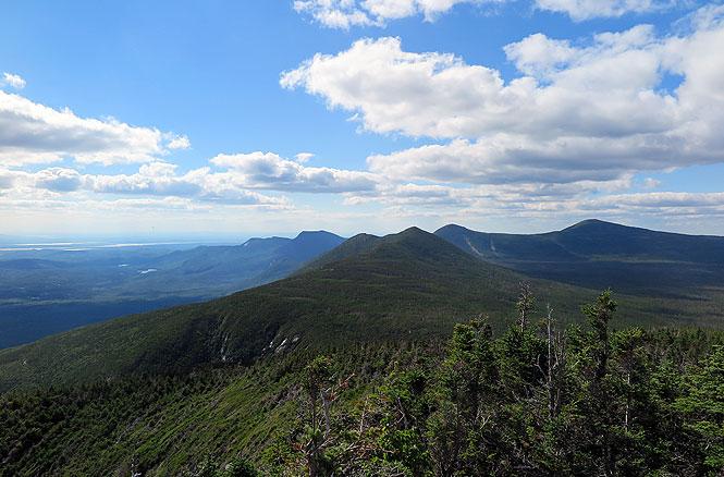 The Owl View Barren Mountain