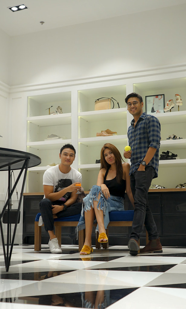 Cole Haan Ayala Malls the 30th + Fall Collection