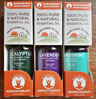 GuruNanda ~ Latest Trend In Aromatherapy